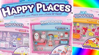 Shopkins • Mega Paczka #2 od Megadyskont • Shopkins Happy Places • OpenBox
