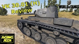 World of Tanks - VK 30.01 (H) Review & Guide