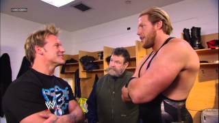 Chris Jericho exchanges words with Jack Swagger & Zeb Colter: SmackDown, March 15, 2013