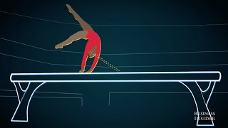 The key to Simone Biles' dominance could be her brain