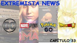 News | BATMAN en el crossover | ¿Cancelada CAPITANA MARVEL? | FLYGON shiny | SDBH 16 y más
