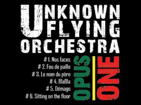 Reggae UNKNOWN FLYING ORCHESTRA - Nos faces