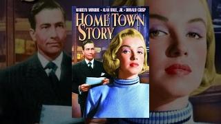 В родном городе (1951) фильм
