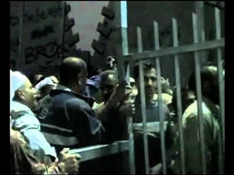 Bethlehem Checkpoint 4am (music video)