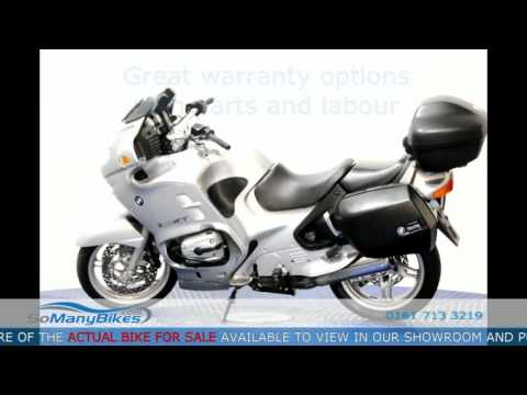 BMW R 1150 RT - Overview | Motorcycles for Sale from SoManyBikes.com