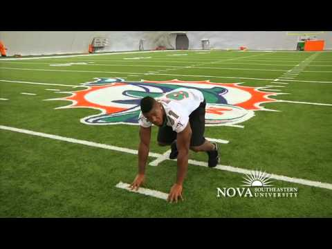 Miami Dolphins Youth Tip: Cameron Wake
