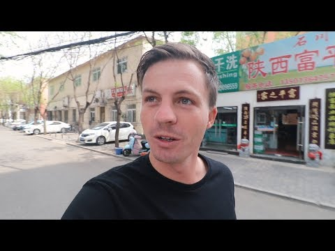Flying Into Beijing - First Impressions of China