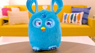 Ферби Коннект #1 Furby Connect World игровой мультик видео для детей виртуальный питомец #ПУРУМЧАТА