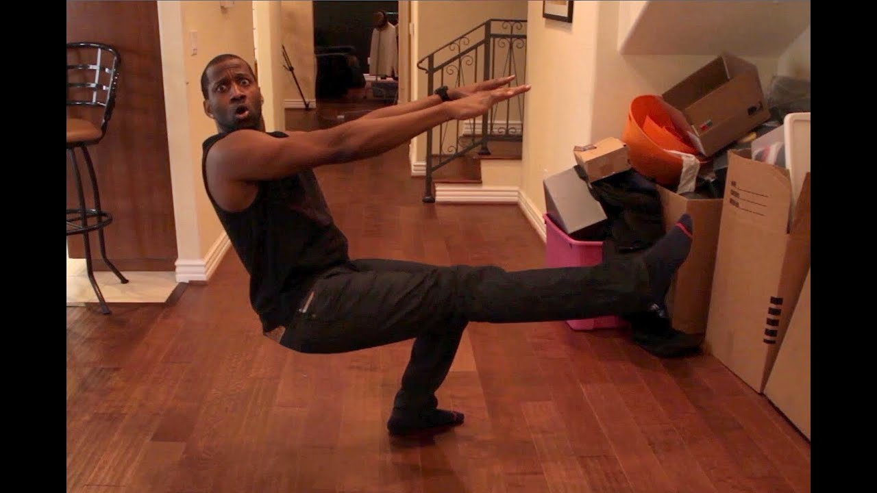 sc 1 st  YouTube & 1 LEG SQUAT! (The Air Chair) - YouTube