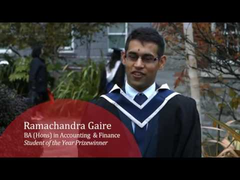 Griffith College Graduates' Student Experiences