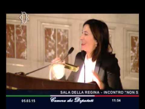 Roma - Non Siamo Così. Donne, parole e immagini - Sandrine Mazetier (05.03.15)