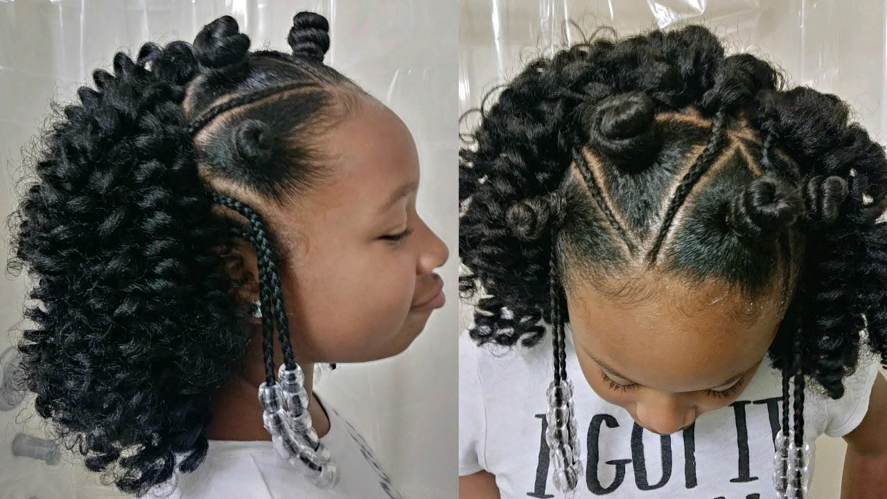 Image result for kids crochet hairstyle