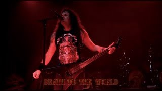 KREATOR - Death To The World LIVE (Dying Alive DVD)