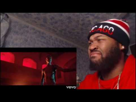 (REACTING TO MY INTRO SONG) Machine Gun Kelly - Alpha Omega - REACTION ((EXCLUSIVE))