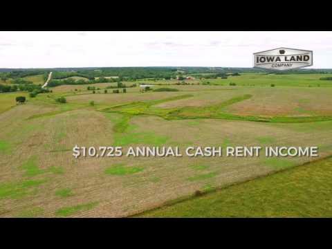Lucas County Iowa 80 Acre Investment Farm