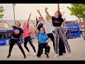Awesome 'Energy' Flash Mob Gets Small Town Dancing!