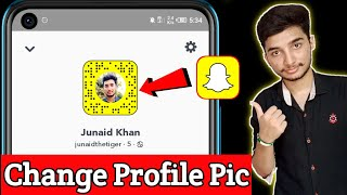 How to Change Snapchat Profile Picture 2021 - How to Change Profile Picture on Snapchat 2021 screenshot 1