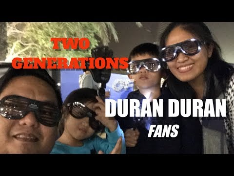 The Duran Duran Experience // 16th Emirates Airline Dubai Jazz Festival