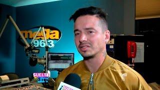 J Balvin dice que no es muy amigo de Maluma  [Exclusivo]