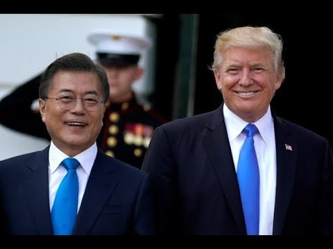 BREAKING: TRUMP WINNING NOBEL PEACE PRIZE AFTER SUCCESSFUL TALKS WITH NORTH AND SOUTH KOREA