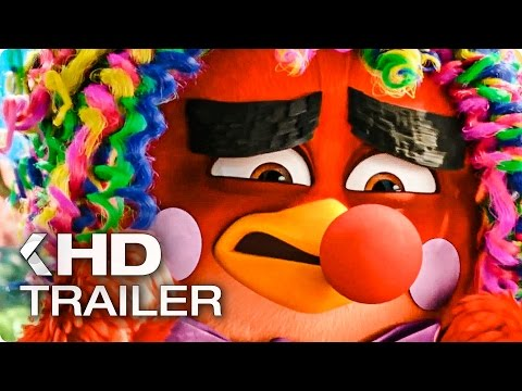 Angry Birds Movie Trailer 4 (2016)