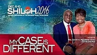 SHILOH 2016 MY CASE IS DIFFERENT DAY_2 HOUR OF VISITATION 07TH DECEMBER, 2016