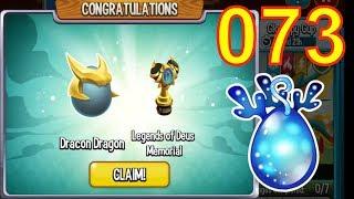 Dragon City Breeding Tutorial Part 03 | Claim Dracon Dragon Egg Reward & Got Plankton Dragon Dragon