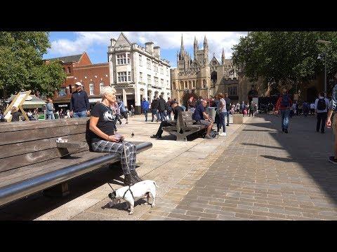 A walk in Peterborough