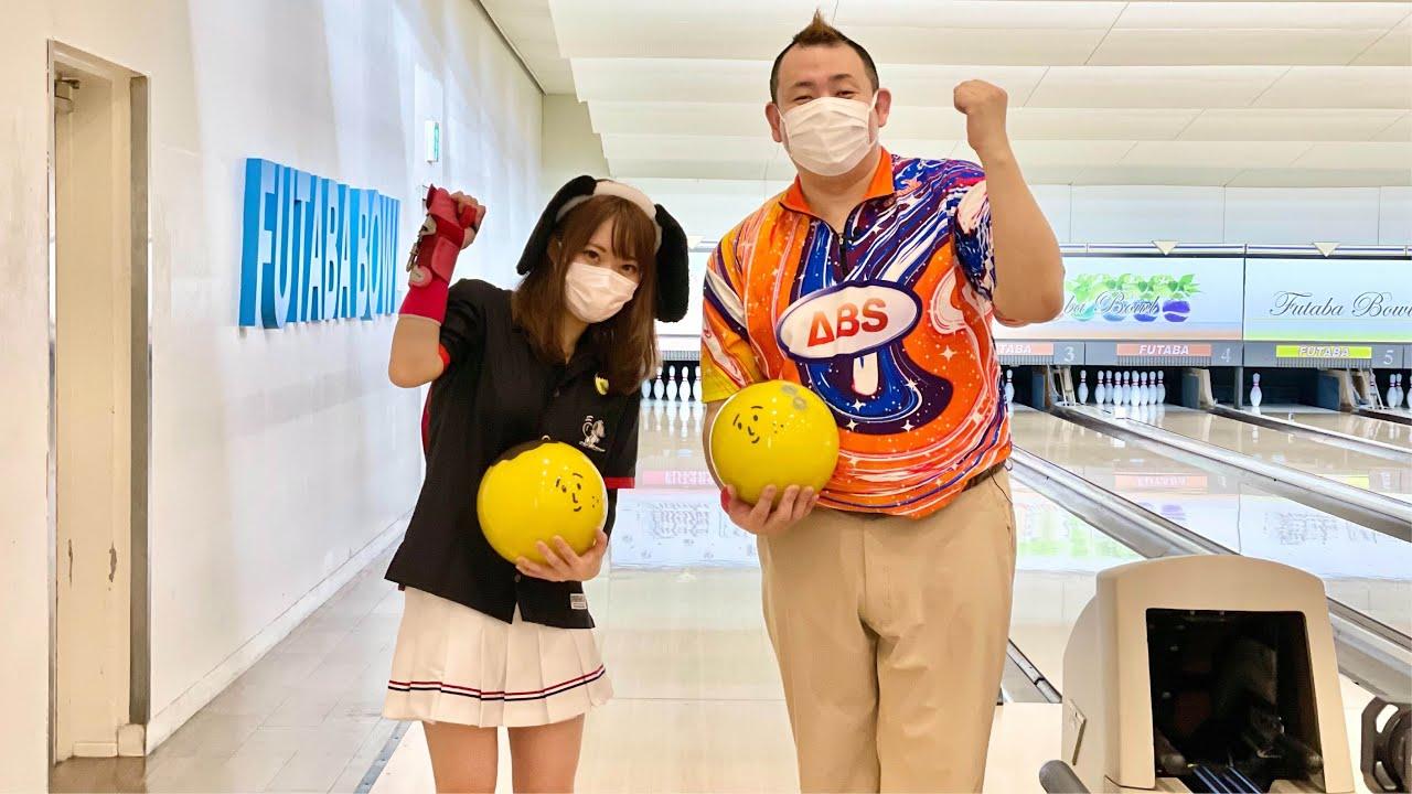 目指せ200UP!武本店長とゆっぴーでスカッチダブルス !【1ゲーム目】