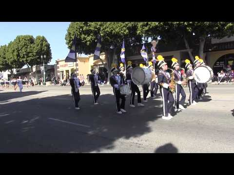 Oaks Middle School Temple City Parade 2018