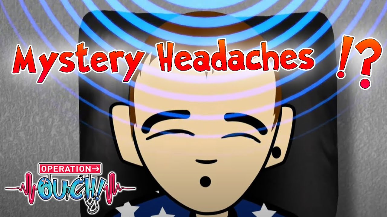 Mysterious Headaches? | Full Episode | Operation Ouch