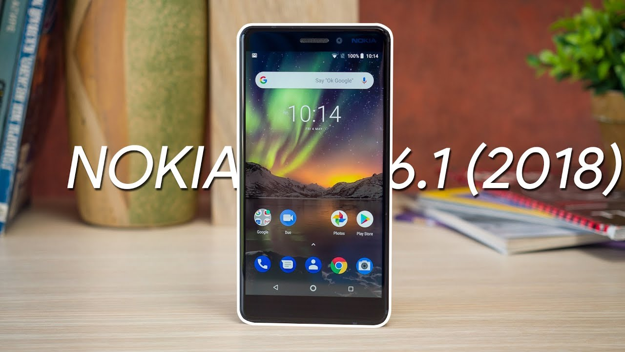 Nokia 6 1 (2018) Review