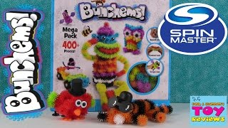 Bunchems Mega Pack | Play Fun Create Activity Pack | Spin Master | PSToyReviews
