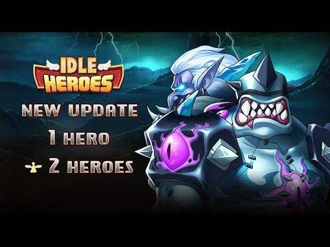 Idle Heroes  New HEROESCorpsedemon,Kamath  Summon Update and Celestial Island Battle?