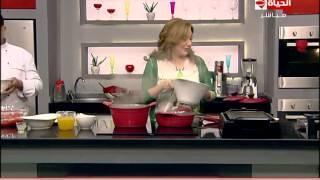 """برنامج المطبخ – مربي البرتقال و الفراولة """" طريقة جديدة بدون تسكير"""" – الشيف آيه حسني – Al-matbkh"""