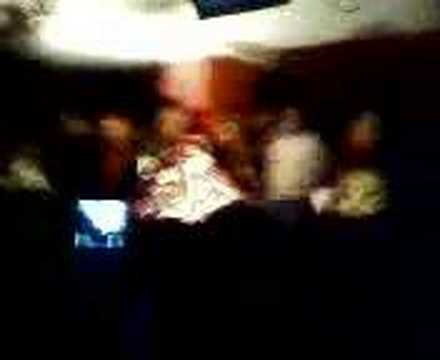 Lil Eddie live at a club in germany