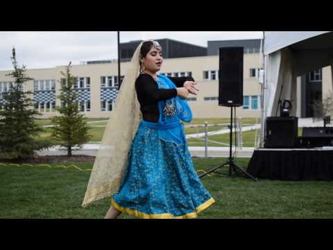 Jhumka Gira Re & Main Albeli (Zubeidaa) Freestyle SOLO by Ishita Singla