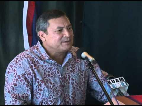 GUBERNATORIAL FORUM: Eddie Calvo and Carl Gutierrez debate