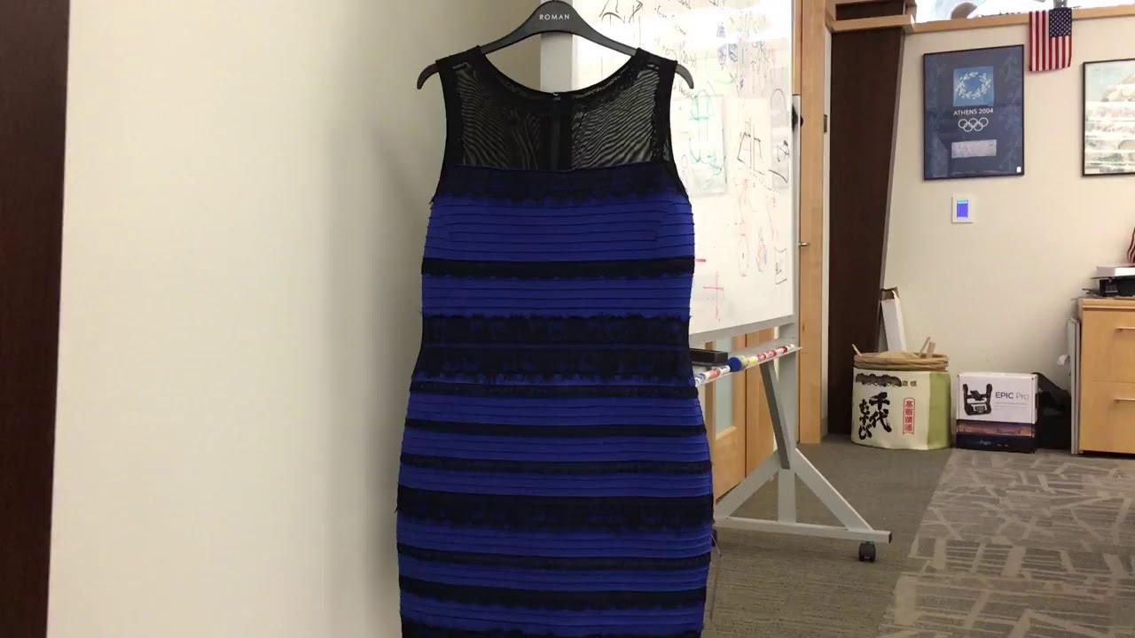The dress gold blue - The Blue Black White Gold Dress