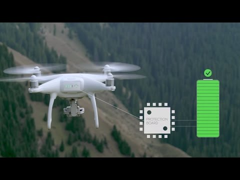 DJI Technologies - Intelligent Flight Batteries
