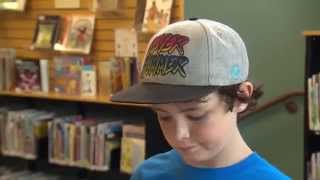 Toronto Library rewards Toronto boy for heartfelt apology note