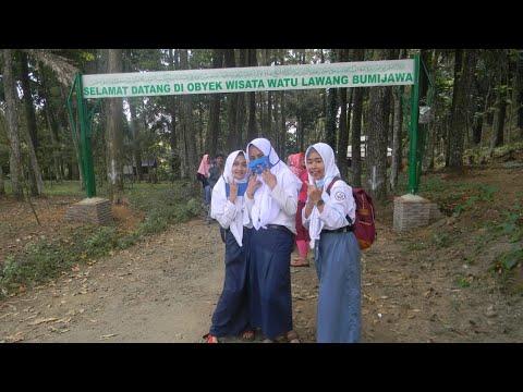Wisata Watu Lawang Bumijawa Kab Tegal Jawa Tengah Youtube