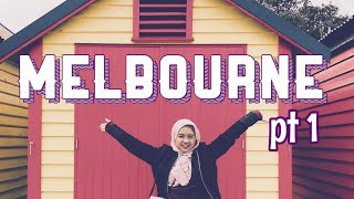 Melbourne Part 1 | Vlog