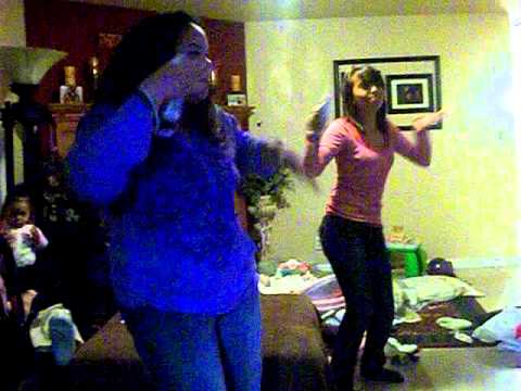 Me And My Mom Dancing To Just Dance 2 Youtube