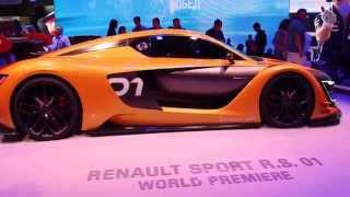 ММАС 2014. Crocus Expo. Renault.
