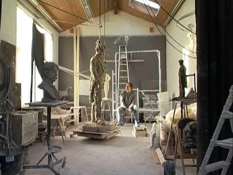 Skulpturmakeren - Per Ung