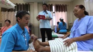 โรงพยาบาลส่งเสริมสุขภาพตำบลปทุม ประเมินคัดเลือก รพ.สต.ดีเด่นระดับประเทศ ประจำปี 2558