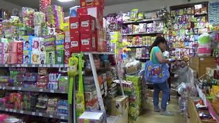 Китайский рынок. Как мы специи покупали...