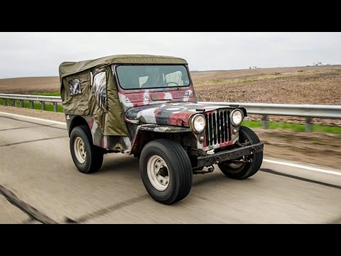 The 1948 Willys Jeep Made It 1300 Miles Before The Engine Died - Project Slow Devil Pt 5