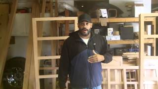 Custom Cabinet Building By Pastor Dowell